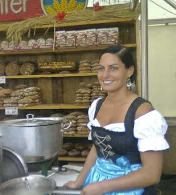 Brood en Strudel markt in Bressanone