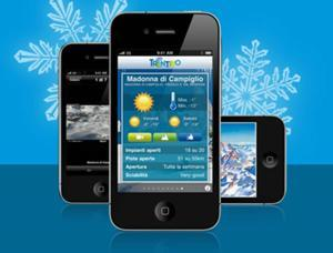 Trentino iPhone Applicatie Ski Trentino