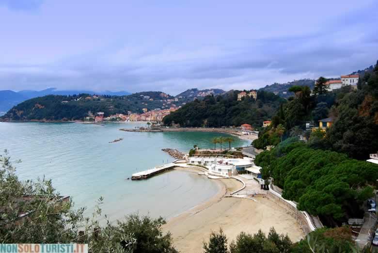 Porto Venere, Golf van de Dichters, Ligurië