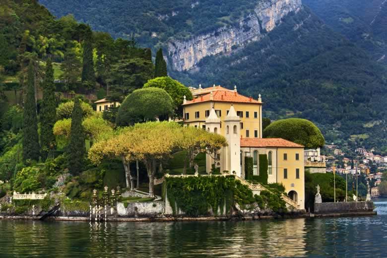 Bellagio aan het Comomeer