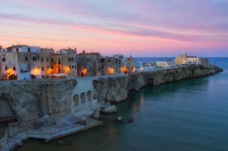 Vieste in de Gargano, Puglia