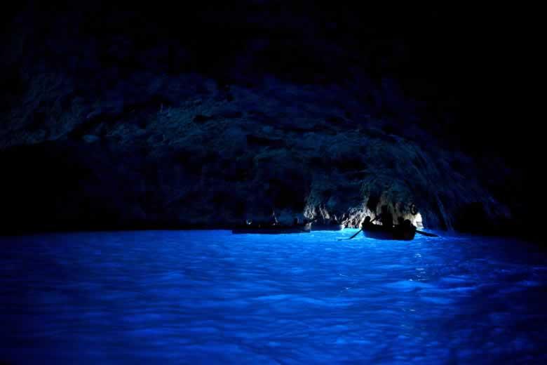 Grotta Azzurra, Capri, Campania