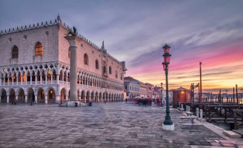 Dogepaleis in Venetië