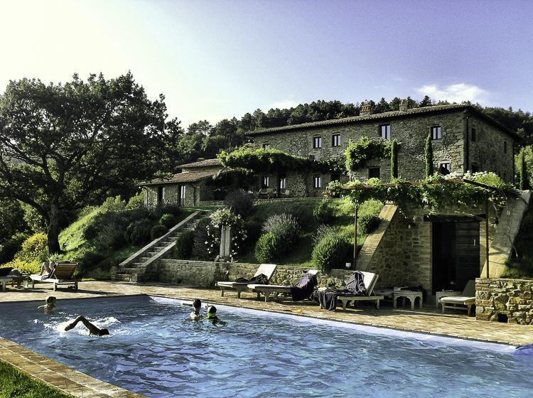 Villa met zwembad van Special Umbria