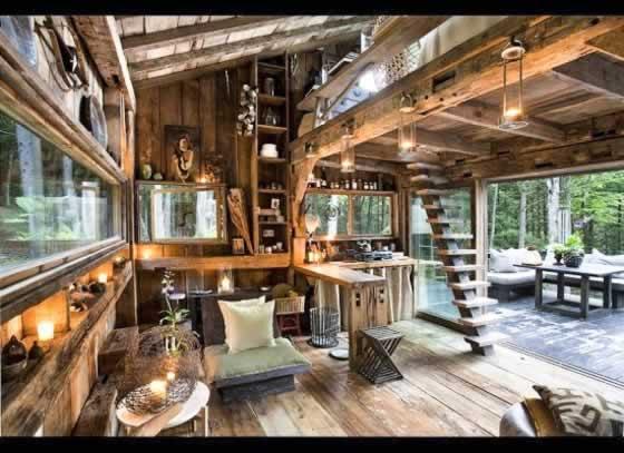 Interieur Handmade House