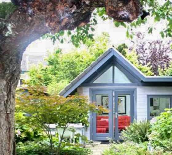Treehouse van Jerry Bertrand