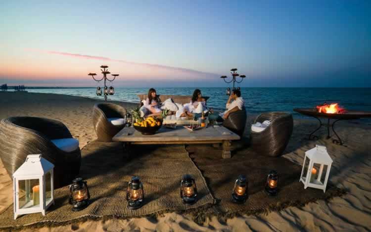 Strand en spa een ideale combinatie in Puglia