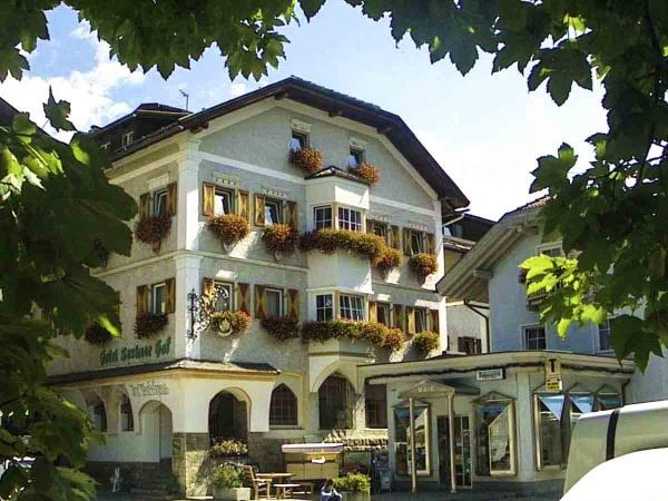 Hotel en Bed & Breakfast Sextner Hof in het Hochpustertal