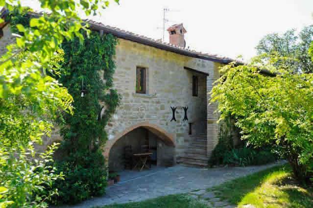 Bio-agriturismo La Ginestre in Umbria