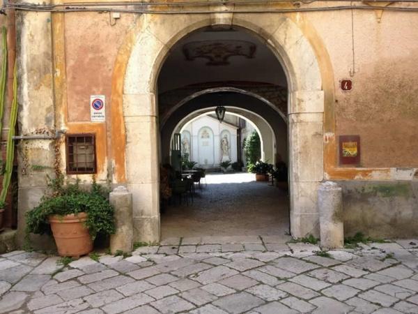 Agriturismo Mustilli in Sant'Agata dei Goti