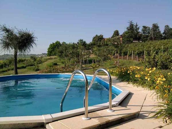 Villa I Due Padroni, 60 km zuid van Milaan