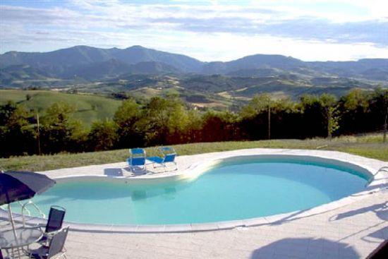 Agriturismo Ca' Maddalena 12 km van Urbino