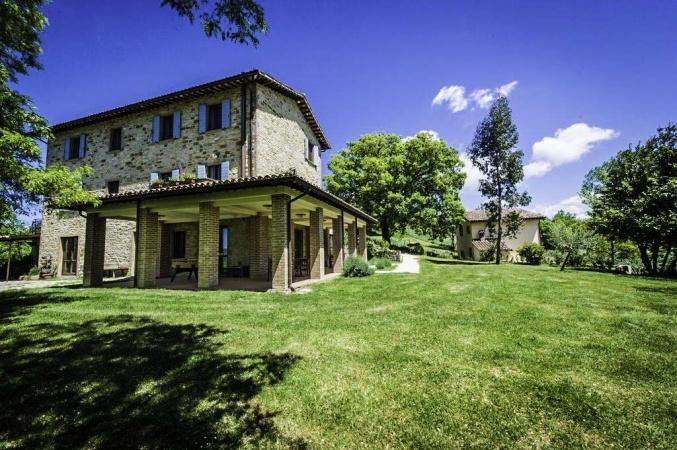 La Corte del Lupo, een droom in Umbria