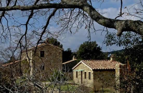 Vakantieboerderij Campopiano