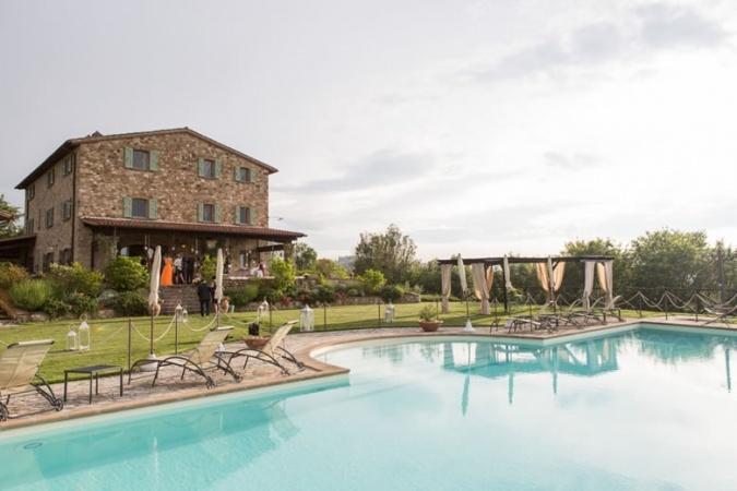 La Palazzetta del Vescovo, een countryhotel in Umbria