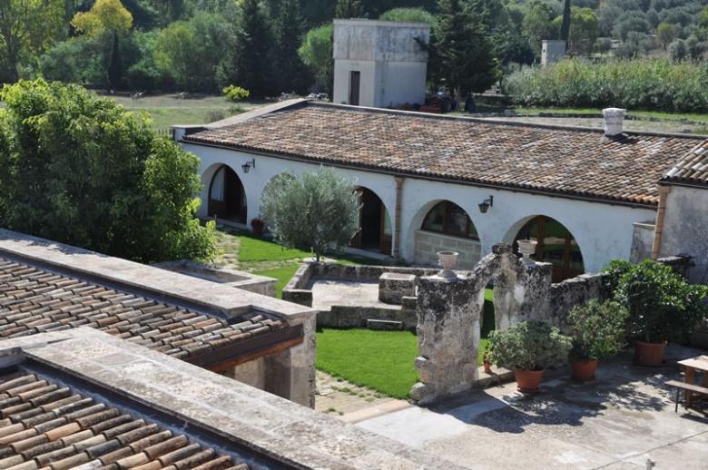 Agriturismo Bio Masseria Santa Lucia  in de Salento