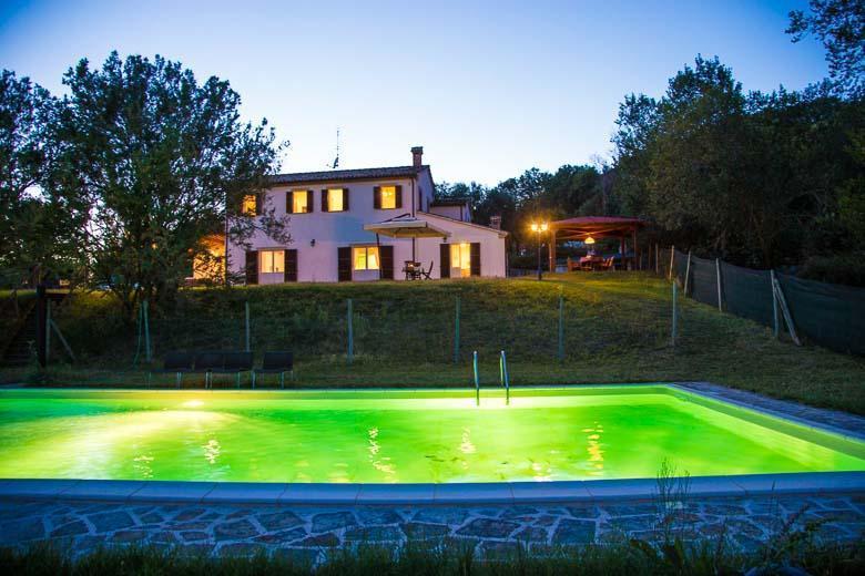Vakantiewoning Casale del Podestà (11-13 p)