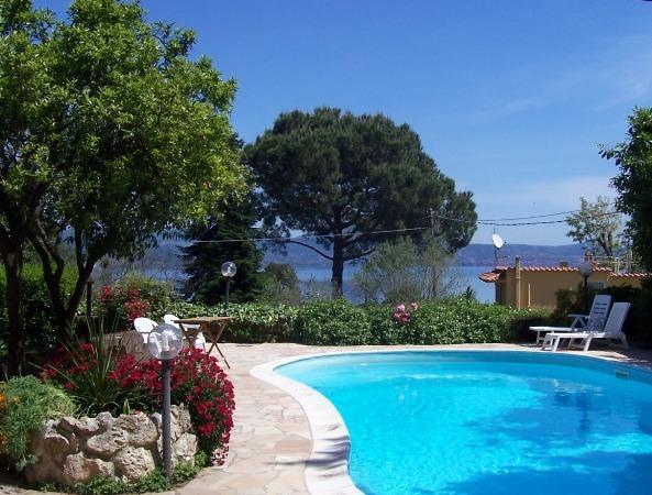 Cottage by the lake, vakantiehuisje aan het meer van Bracciano