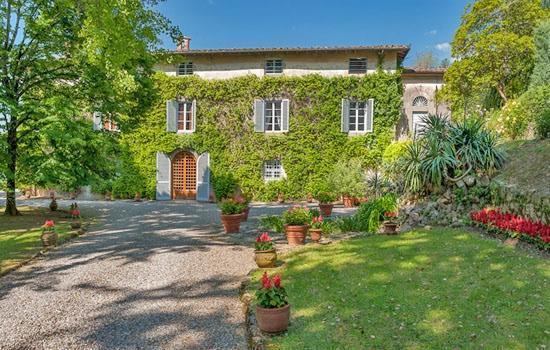 Villa Mansi Bernardini