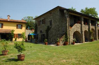 Vakantiehuizen Ca´ del Bosco