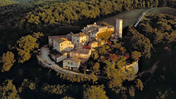 Vakantiewoningen Castello di Montalto