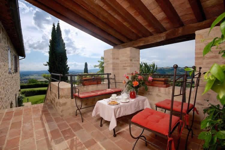 Agriturismo Le Colombe, Assisi