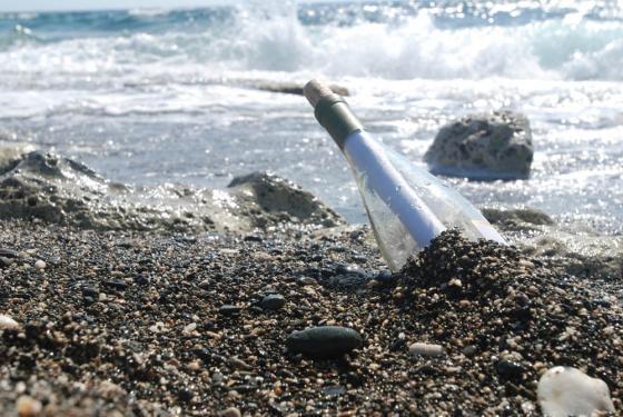 Geen plastic waterflessen meer langs de Italiaanse kust