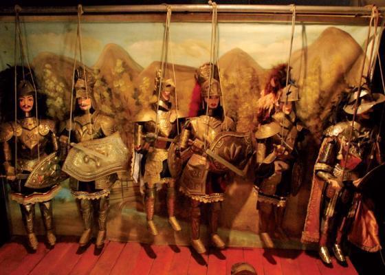 Morgana Festival in Palermo, Sicilië