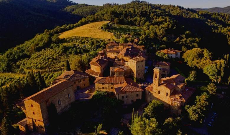 Wijnproeven in de Chianti Classico