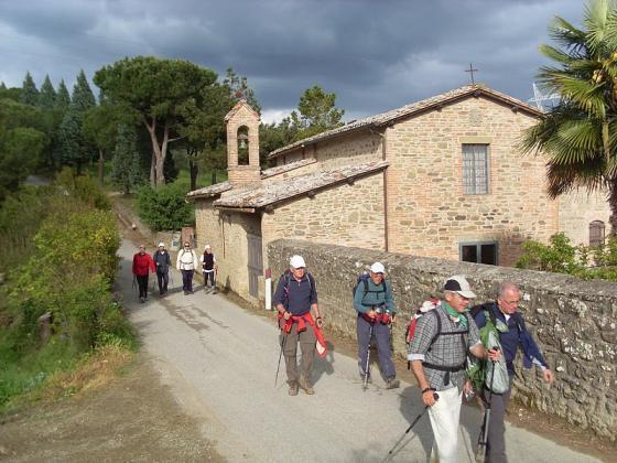 Stap voor stap - Wandeltochten voor diabetici in Italië