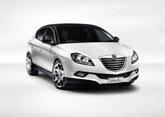 Lancia primeurt in Genève met 5 nieuwe modellen