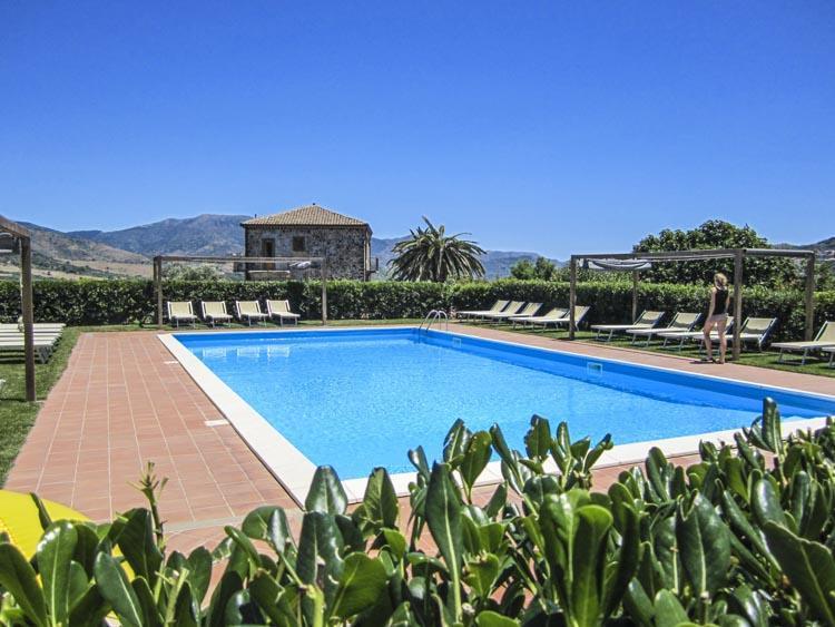 Tenuta Madonnina, wijnlandgoed met luxe vakantiehuizen op Sicilië