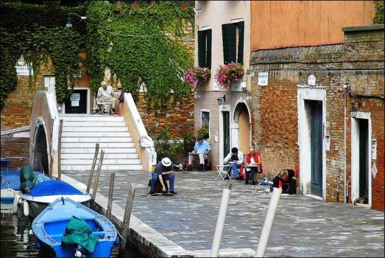 Venetië | Ristorante 'Ai Gondolieri'
