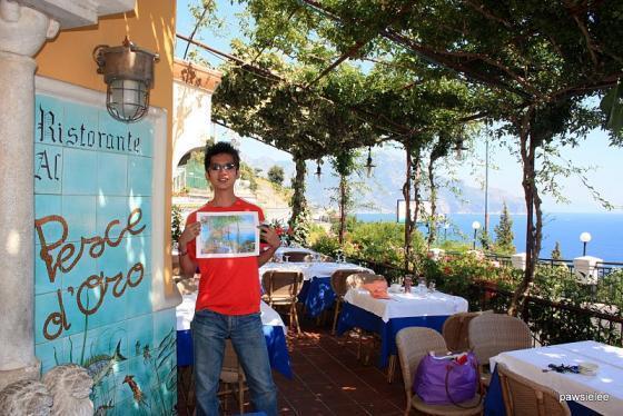 Het beste restaurant van Italië