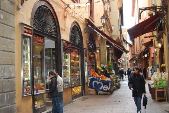 Bologna, om goed te eten