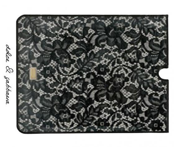 Dolce and Gabbana iPad hoes accessoire