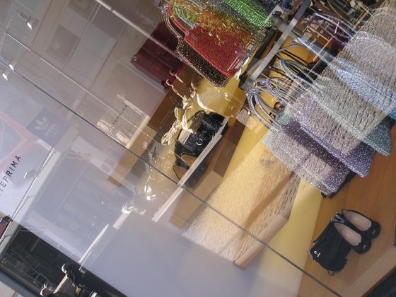 Milaan shopping