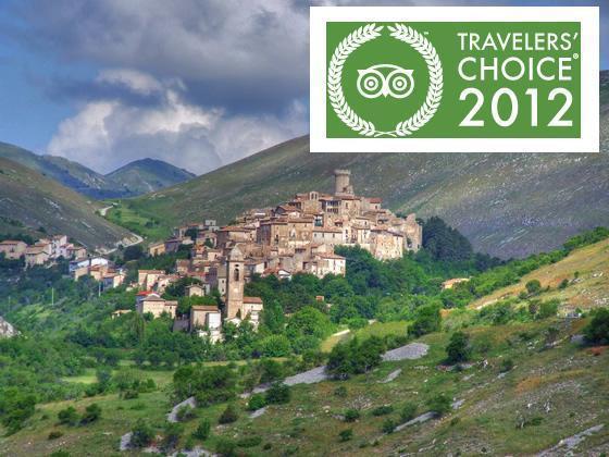 Sextantio Santo Stefano di Sessanio niet in de top 25 van Tripadvisor beste hotels Italie