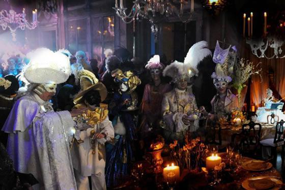 Exclusieve wegwijzer voor het Carnaval van Venetië