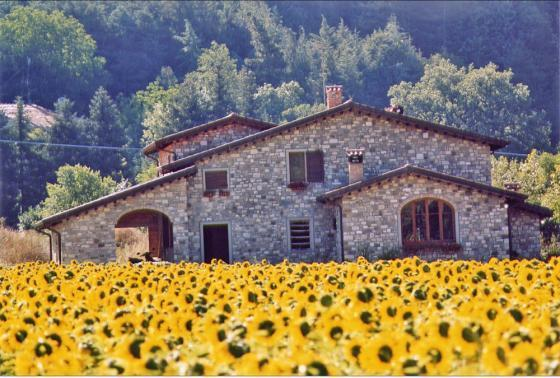 Agriturismo in Italie met Dolcevia
