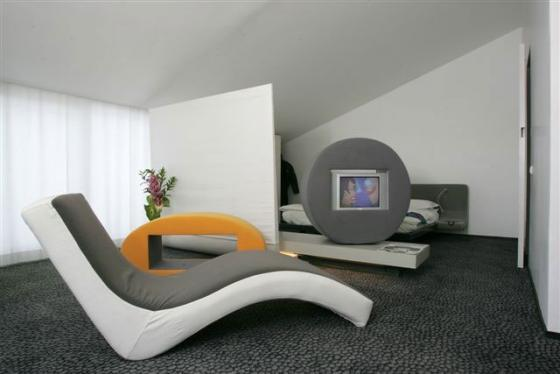 Ripa design hotel in Rome