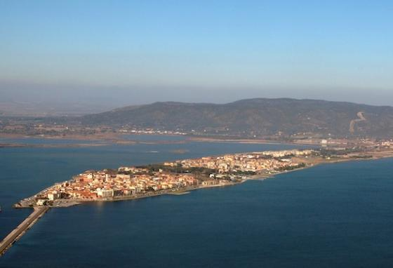 Orbetello, Toscane