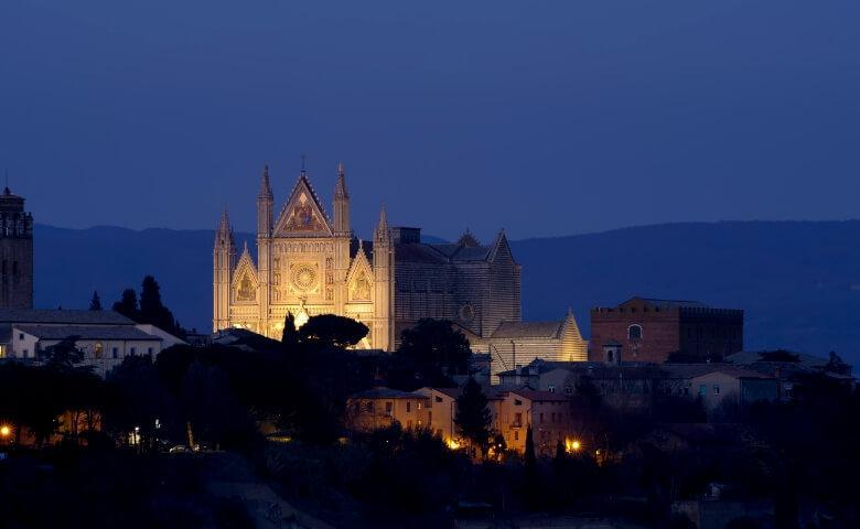 Mysterieuze middeleeuwen in Orvieto