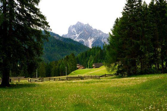 Alto Adige: apfelstrüdel en tiramisu