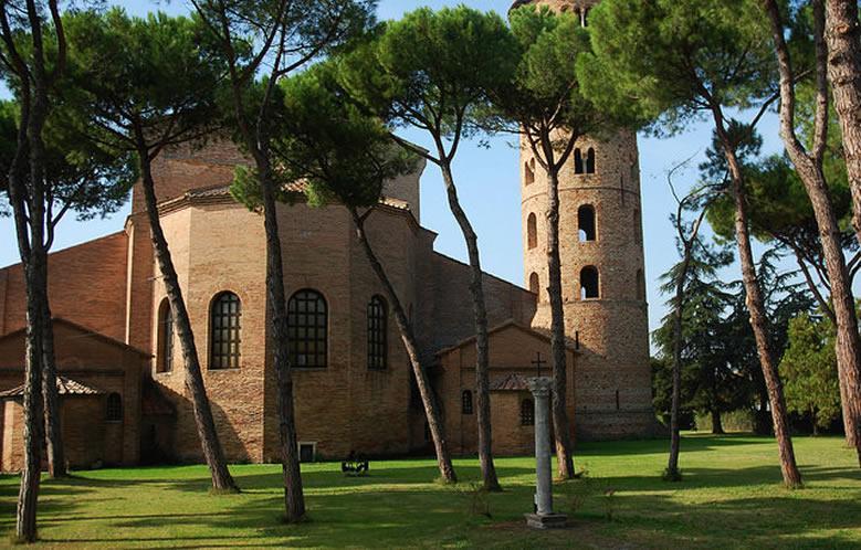 Basilica di Sant'Apollinare in Classe, Ravenna by Chiara Giacobelli
