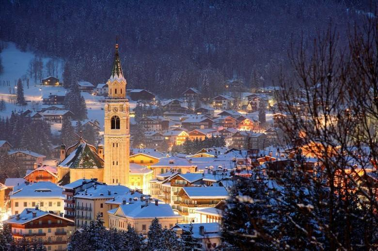 6 Top hotels in Cortina d'Ampezzo