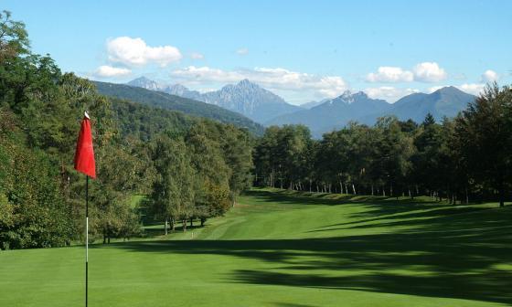 Piemonte: Italiaanse open golfkampioenschappen