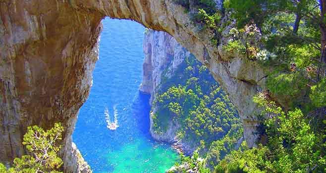 Capri, la mia isola bella