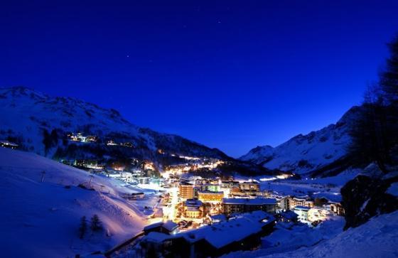 Breuil-Cervinia: het dak van de Alpen hoog boven het dal van Aosta
