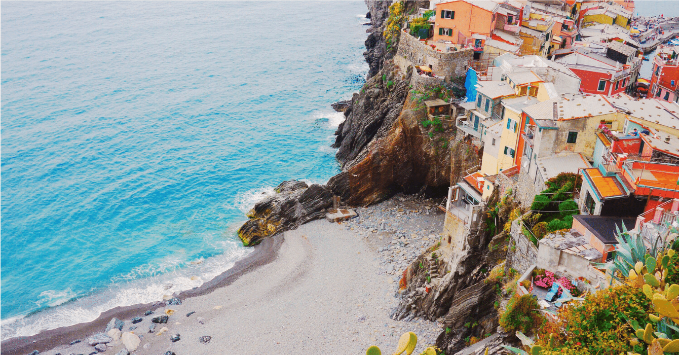 Cinque Terre: de kust van Monterosso tot Riomaggiore